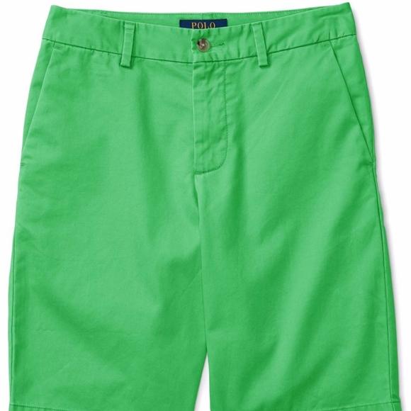 Polo by Ralph Lauren Other - Polo Ralph Lauren Slim-Fit Boy Shorts 12